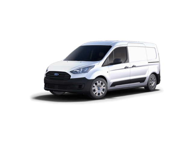 2019 Ford Transit Connect XL Van LWB 100A - Dual Sliding Doors With Rear Sym Commercial-truck